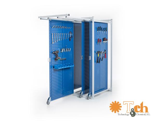Sistema de almacenaje TKT 10 TRESTON.