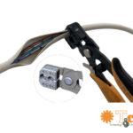 Nuevo pelacables para fibra óptica