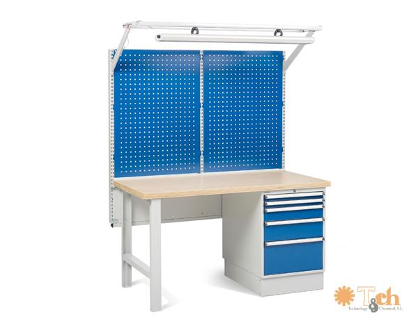 mesa industrial Workshop treston