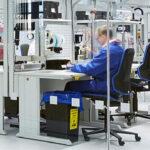Bancos de trabajo para el sector industrial