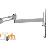 Nuevo brazo pantógrafo articulado para atornillador Kolver