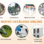 Nuevo catálogo de productos