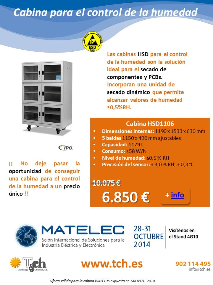 Cabina HSD MATELEC