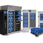 Cabinas de control de humedad para la industria 4.0