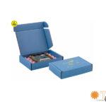 Empaquetar dispositivos y componentes electrónicos