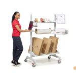 Carro packing multi trolley treston