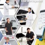 Nuevo catálogo de mobiliario ESD de Treston