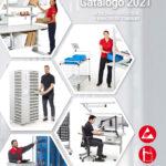 Nuevo catálogo de mobiliario Treston 2021