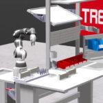 Treston Trolleys para Cobots