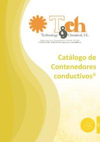 Contenedores Conductivos para componentes