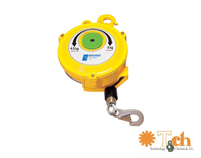 Equilibrador gravedad 0 para atornillador eléctrico delta regis DR-TB9K tch