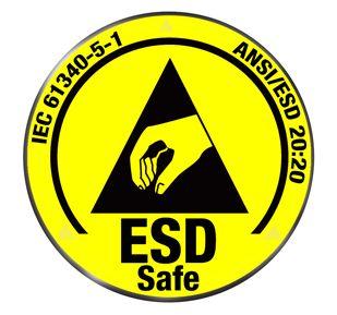 Normativa ESD UNE 61340-5-1