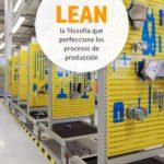 Ebook: La filosofía LEAN perfecciona los procesos de producción