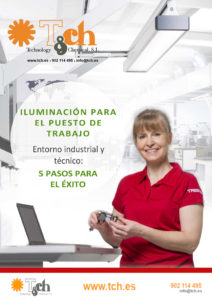 Ebook iluminación Treston
