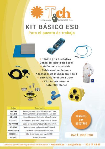 KIT de protección ESD