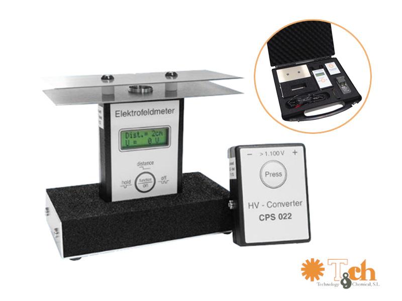 Localizador de estática con kit de ionización 022.5