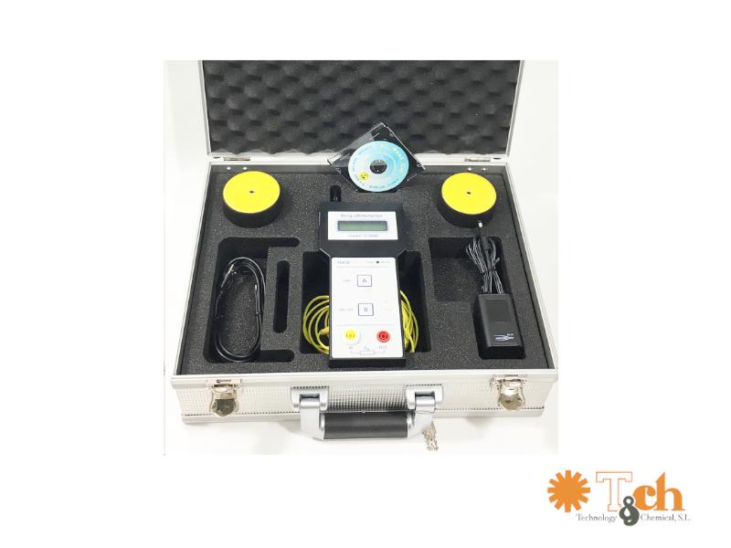 kit medidor de resistencia superficial completo C.600.2