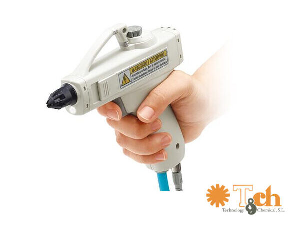Pistola ionizadora KS-IZG10 tch