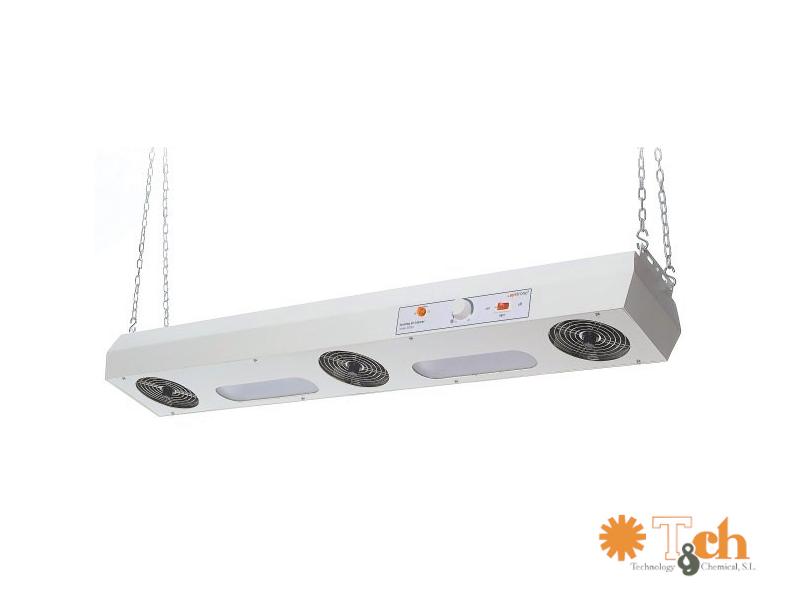 Ionizador 3 ventiladores KS-S6023