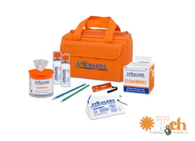 Kit de limpieza de fibra óptica MCC-FK03