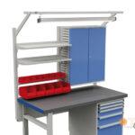Mobiliario industrial Workshop de Treston
