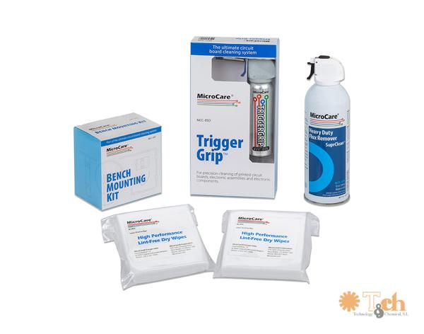 Productos de limpieza microcare