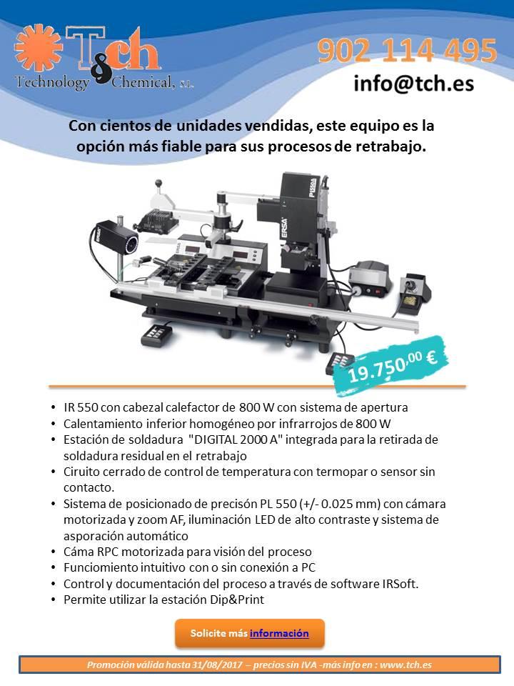 Promo IR550
