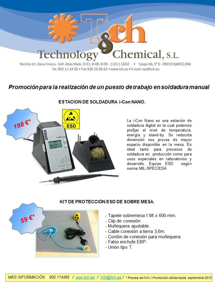 Promo kit ESD + icon nano