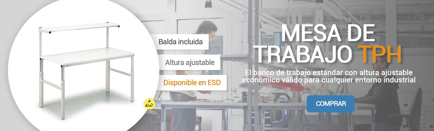comprar banco de trabajo industrial tph treston online