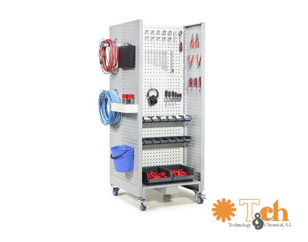 Sistema de almacenamiento modular Treston Tower tch