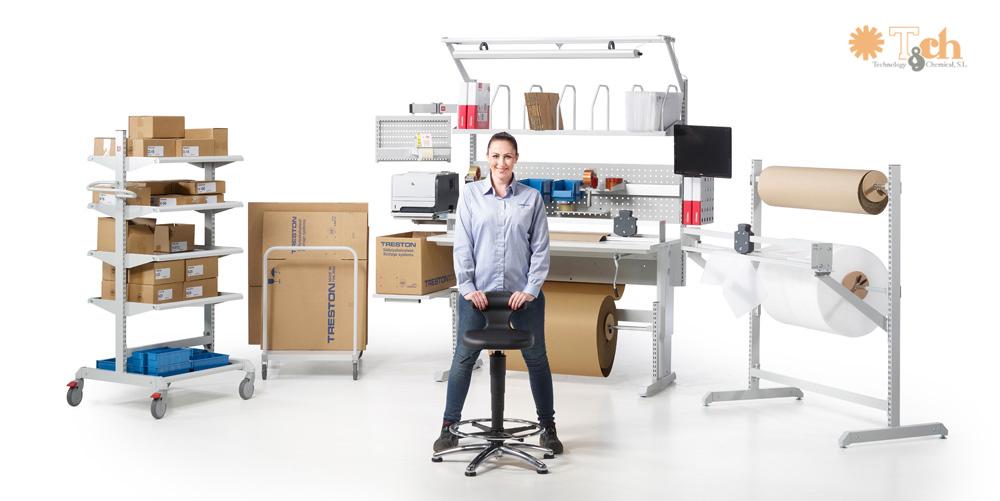 mobiliario de almacenaje logística