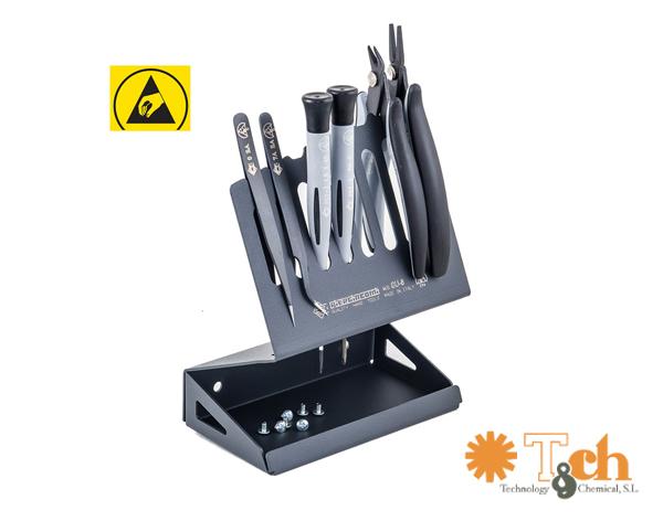 Soporte para herramientas ESD