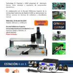 Seminario sobre retrabajo de componentes en la Universidad Autónoma de Madrid