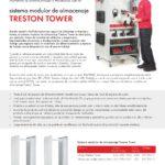 Sistema modular de almacenaje TRESTON TOWER