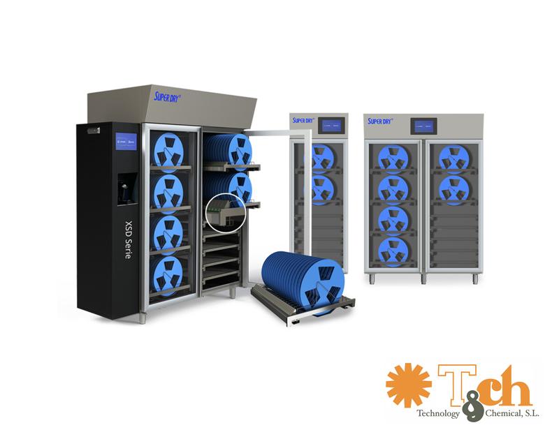 Cabinas de Control de Humedad serie XSD