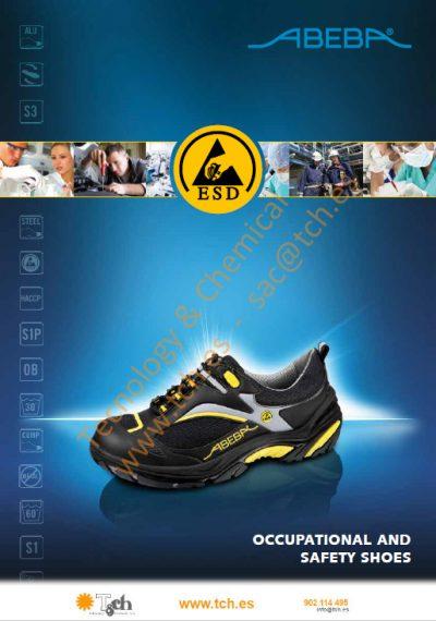 Zapatos ESD ABEBA