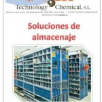 Catálogo de material ESD para almacén
