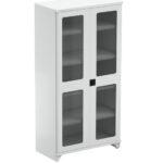 Nuevo armario con puertas transparentes TRESTON