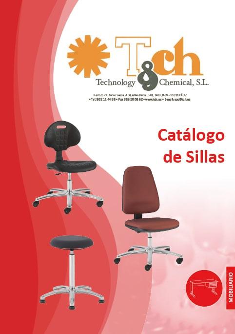 catalogo sillas tch