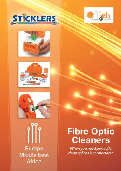 Catálogo limpieza fibra óptica