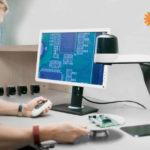 Las ventajas de la inspección con microscopios digitales