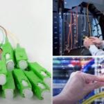 Cómo reducir la estática en conectores de fibra óptica