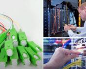 limpieza de conectores de fibra óptica sticklers microcare tch