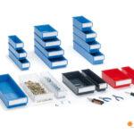 Contenedores de almacenaje para la industria