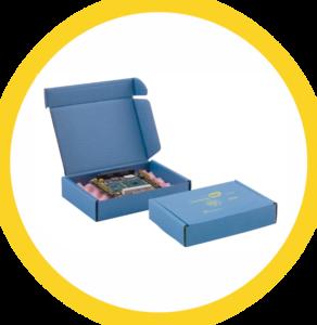Embalaje y almacenaje ESD