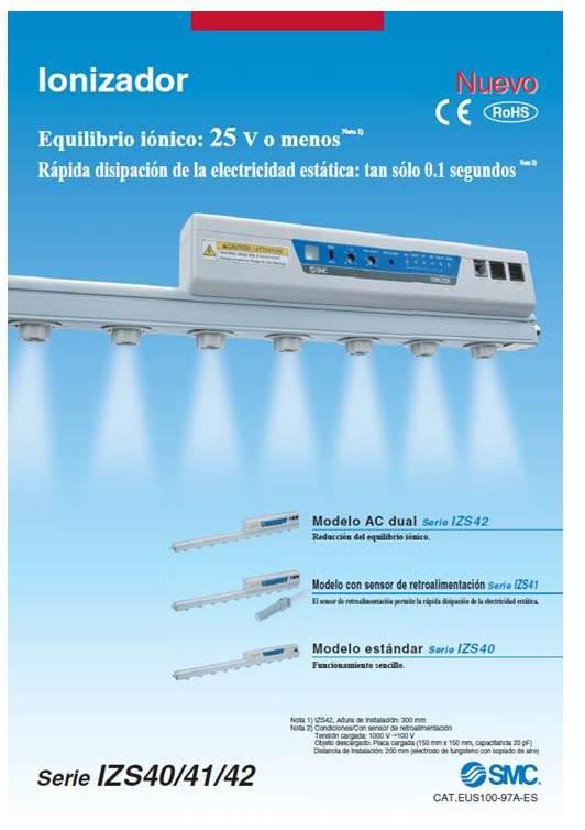 ionizador izs40