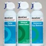 MicroCare presenta sus tres novedosos limpiadores de flux para la mesa de trabajo