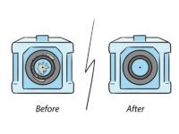 Limpieza fibra óptica de Microcare