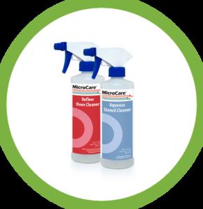 Productos químicos de mantenimiento