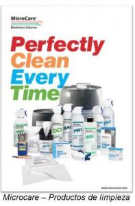 microcare limpieza